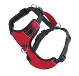 BayDog - Chesapeake Harness- Red - Medium