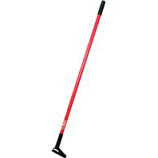 Bully Tool  - Loop Hoe Fiberglass Handle 6 X 2.5 Inch