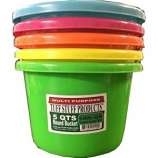 Tuff Stuff Products - Pail Assortment - Assorted - 5 Quart
