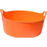 Tuff Stuff Products - Flex Tub - Orange - 4.2 Gallon