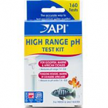 Aquarium Pharmaceuticals - High Range pH Test Kit - 37ML/160 TESTS