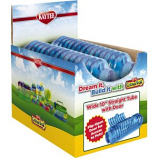 Super Pet - Container - Kaytee Crittertrail Wide Tube - Blue - 10 Inch