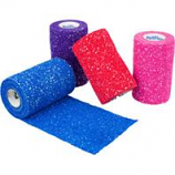 Andover Healthcare - Powerflex Cohesive Glitter Colors - Assorted - 4 Inch