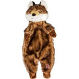 Ethical Dog - Plush Furzz Fox - Brown - 13.5In
