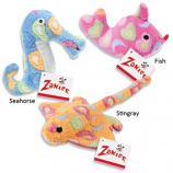 Zanies - Sea Charmer Fish - Orange