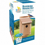 Audubon/Woodlink - Bluebird House Diy Craft Kit - Natural
