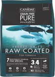 Canidae - Pure - Canidae Pure Ancestral Raw Coated Fish Dry Food - Raw Coated Fish - 4 Lb