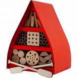 Audubon/Woodlink - Lake & Cabin Canoe Insect Shelter - Red