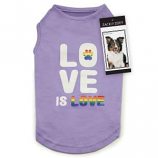 Zack & Zoey - Love is Love Tank - Small/Medium