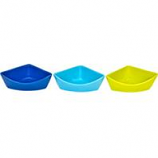 Ware Mfg- Bird/Sm An - Corner Dish Ceramic-Assorted-Large