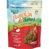Emerald Pet Products - Pumpkin Harvest Chewy Dog Treats - Pumpkin/Apple - 6 Oz