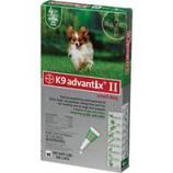 F.C.E. - Advantix Ii Dog Green - 0-10 Lb/4 Pack