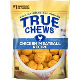 Tyson Pet Products - True Chews Premium Meatball Recipe Treats - Chicken - 12 Oz