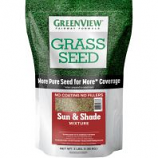 Greenview - Gv Fairway Formula Grass Seed Sun & Shade Mixture - 3 Lb