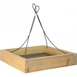 Natures Way Bird Products - Nature'S Way Tray Feeder - Weathered Galva - 2.5X10X10