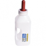 Tuff Stuff Products - Screw On Nipple Bottle With Handle - White - 2 Quart