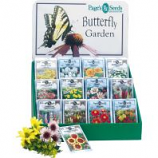 Page Seed - Page'S Premium Butterfly Counter Display - 250 Pc
