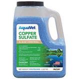 Durvet  - Aquavet Copper Sulfate Algae Control - 5 Pound