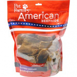 Pet Factory - American Beefhide Chips - Peanut Butter - 22 Oz