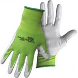 Boss Manufacturing -Ladies Nitrile Palm Gloves-Assorted-Extra Small