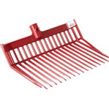 Miller Mfg  - Little Giant Durafork Replacement Fork Head - Red - 13 X 15 Inch