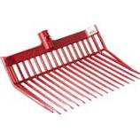 Miller Mfg  - Little Giant Durafork Replacement Fork Head - Red - 13 X 15 Inch