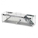 Woodstream Havahart- Havahart 2-Door Medium Animal Trap--24X7X7 Inch