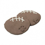 Bubba Rose Biscuit - Footballs (Case of 12)