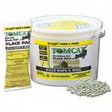 Motomco - Tomcat Rat And Mouse Bait Place Pacs-22 X 3 Oz Pacs