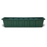 Novelty Mfg -Poly-Pro Planter Liner-Dark Green-18 Inch
