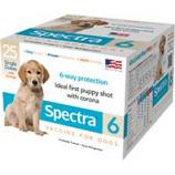 Durvet - Spectra 6 Dog Vaccine With Syringe - 1 Dose