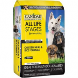 Canidae- All Life Stages - Dry Dog Food - Chicken Meal/Ri - 15 Lb