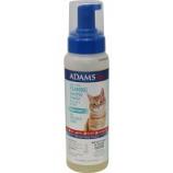 Farnam Pet - Adams Plus Flea And Tick Foaming Shampoo For Cat - 10 Oz