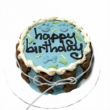 Bubba Rose Biscuit - Blue Birthday Cake