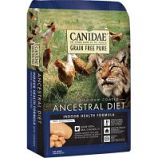 Canidae - Pure - Canidae Pure Ancestral Raw Coated Cat Dry Food - Chicken - 5 Lb