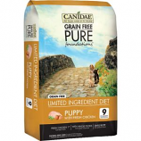 Canidae-Pure - Foundations Puppy Formula Dry Food - Fresh Chicken - 4 Lb