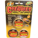 Zoo Med - Creatures Food Jelly Cup - 1.68 oz