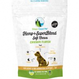 Green Coast Pet - Hemp+ Superblend Soft Chews For Dogs - Chicken - 3 Oz