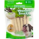 Healthy Chews - Wonder Snaxx Stixx - Vanilla Yogurt - 9 Count