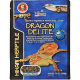 Hikari Sales Usa - Dragon Delite Reptile Food - 7 Oz