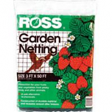 Easy Gardener - Ross Garden Netting-Black-3X50 Foot