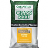 Greenview - Gv Ff Grass Seed Sunny Mixture - 20 Lb