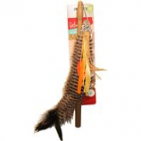 Worldwise  - Fly Wild Wand Hypernip Cat Toy
