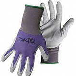 Boss Manufacturing -Boss Ladyfinger Ladies Nitrile Palm Glove-Large