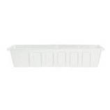 Novelty Mfg -Poly-Pro Planter Liner-White-18 Inch