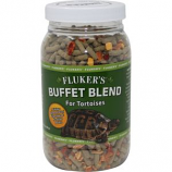 Flukers - Tortoise Buffet Blend - 6.75 oz