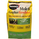 Senoret - Sweeney Mole And Gopher Repellent - 10 Pound