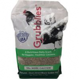 My Favorite Chicken - Grubblies Chicken Treat - 5 Lb