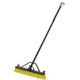 Zenith Innovations - Power Grip Pro Multi-Surface Pushbroom