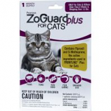 Durvet - Flea And Tick  D - Zoguard+ Single  Cats - >1.5 Lb